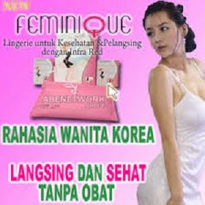 Pelangsing Alami Tanpa Obat - Feminique - Blanja.com