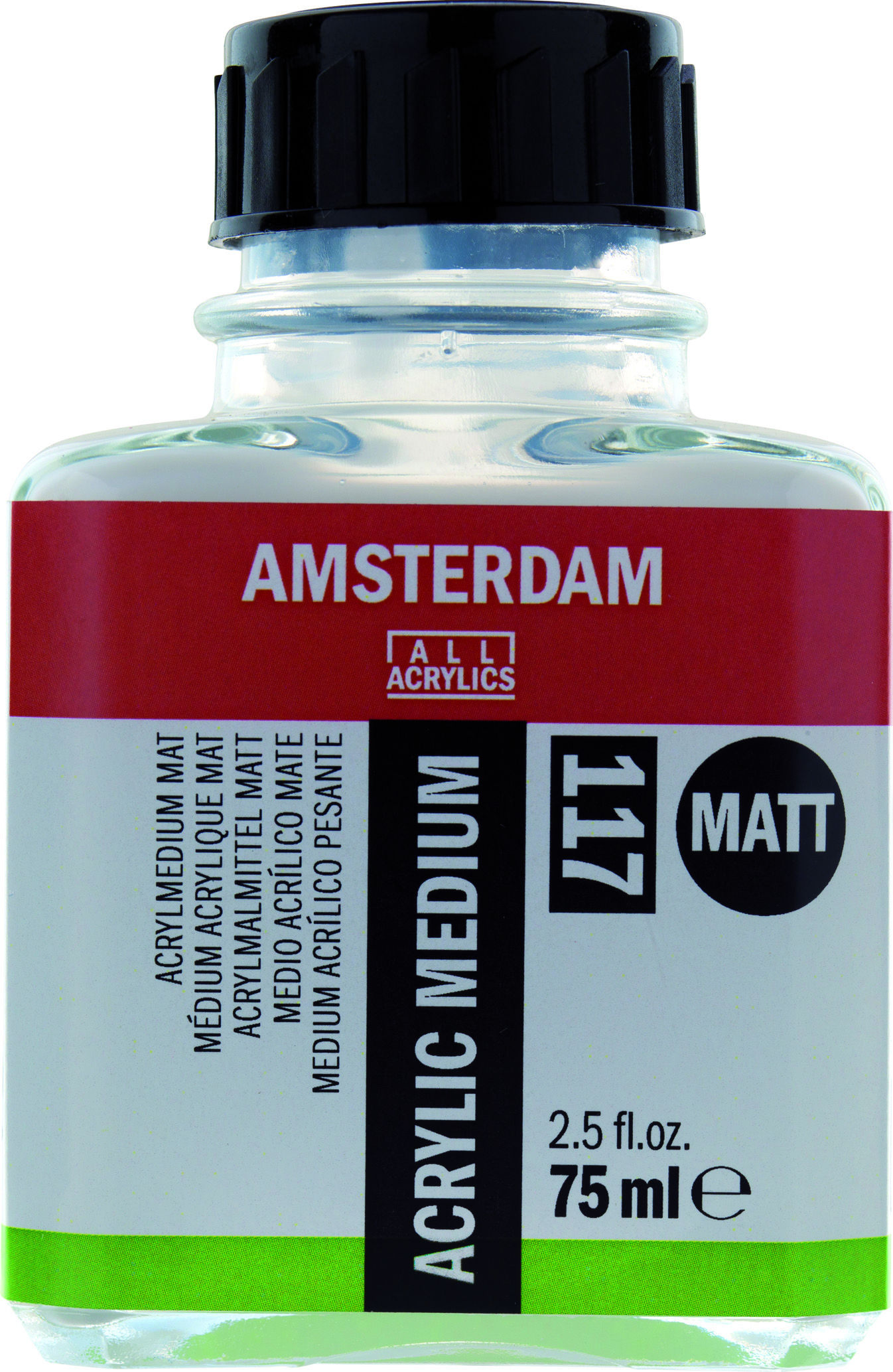 AMSTERDAM ACRYLIC MEDIUM MATT 117 75 ML