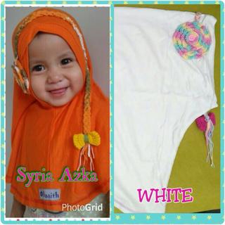 handmade hijab anak syiria azka