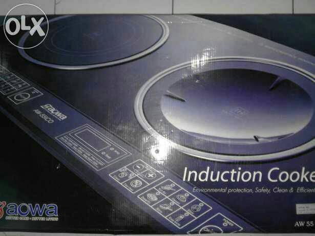 harga Kompor listrik microcomputer 2 tungku AOWA type AW 551 CO Tokopedia.com