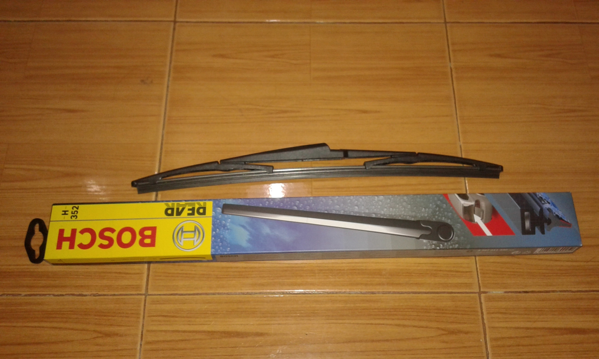 Wiper bosch REAR for old Jazz, jazz RS