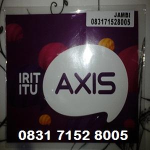 harga Kartu Perdana Axis 0831 7152 8005 Nomor Cantik Nocan Hoky Boos Boss Tokopedia.com