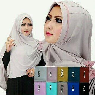 Hijab/Jilbab Khimar Lollipita