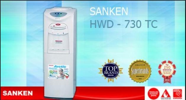 Dispenser Sanken HWD730 Ekonomis Baru