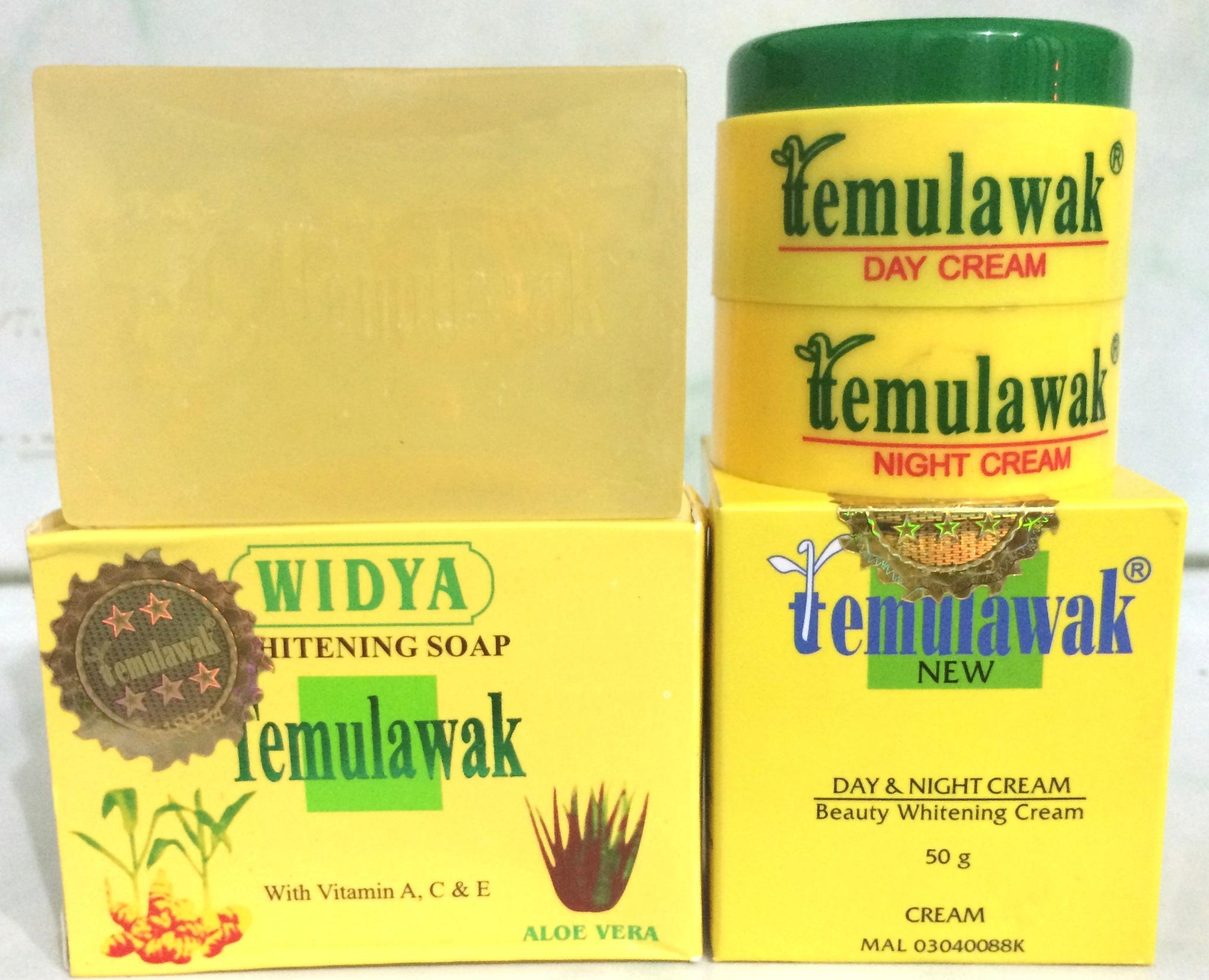 Jual Cream Temulawak Sabun Original Toko Bians Bedak Tokopedia
