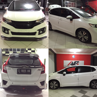 bodykit jazz RS 2015