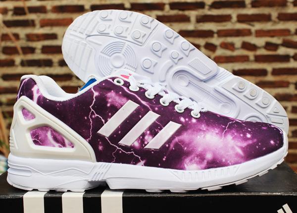 40f56 a9911  sweden jual sepatu adidas zx flux women ungu  putihterbarumurahberukailat toko caspers sport tokopedia c0843 54652 c904e6618a