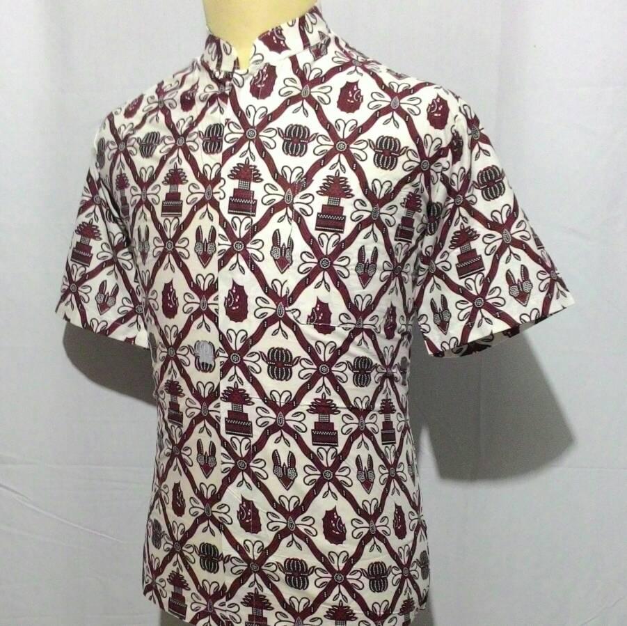 Toko Pedia Baju Batik: Jual Baju Batik Pria Kerah Koko Katun Primisima