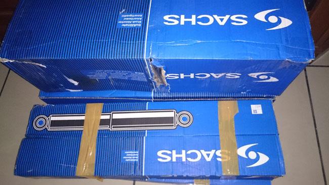 harga Shock merk Sachs Germany Mercedes W124 Boxer depan spsg Tokopedia.com