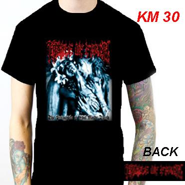 harga Kaos Musik Band Cradle Of Filth-Meteor-KM30 Tokopedia.com