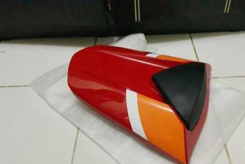 Single Seat Cowl / Cover Jok Belakang New Honda CBR150R Repsol Lokal
