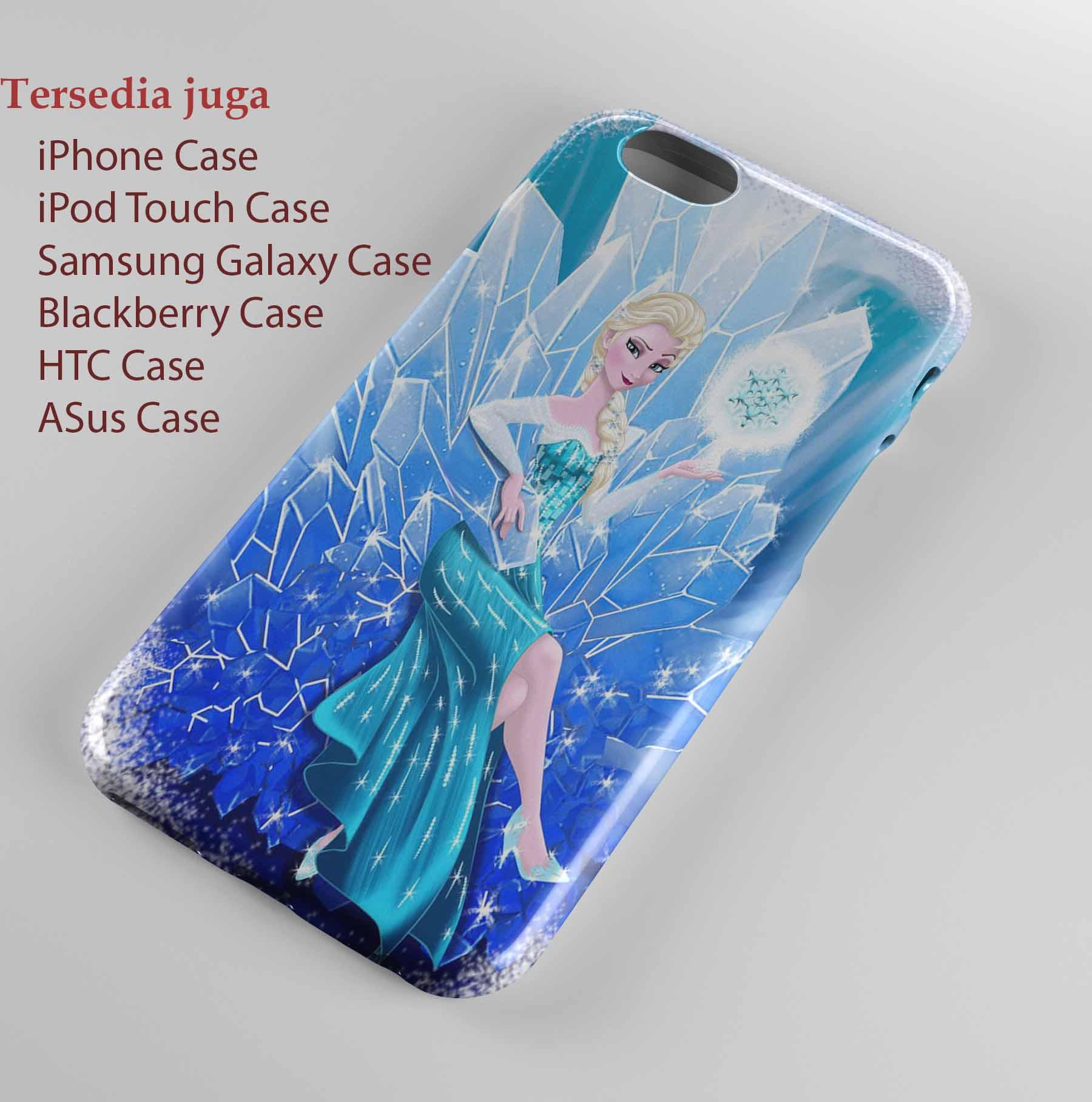 harga frozen elsa dress Hard case Iphone case dan semua hp Tokopedia.com