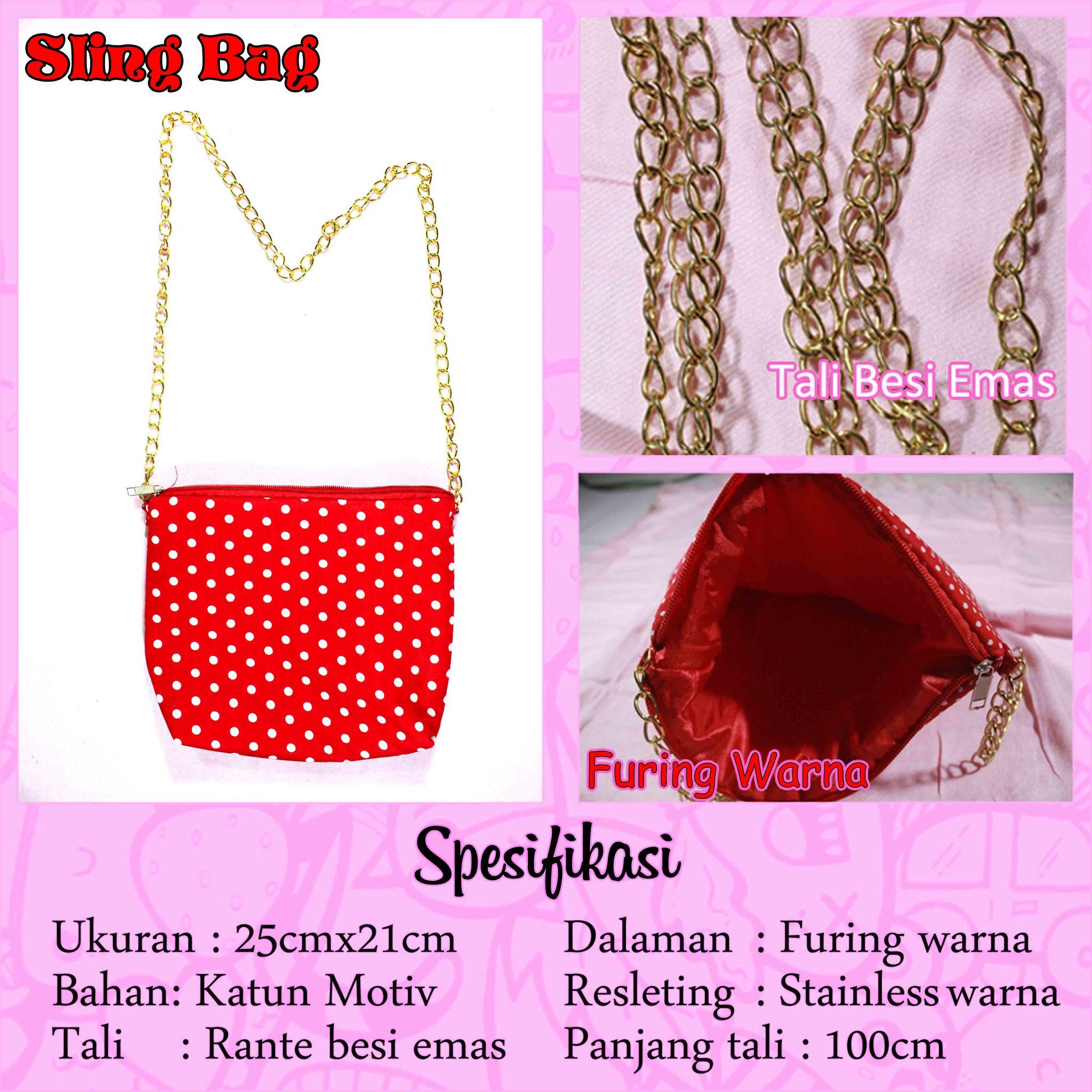 Sling bag tokopedia - Sling Bag Murah