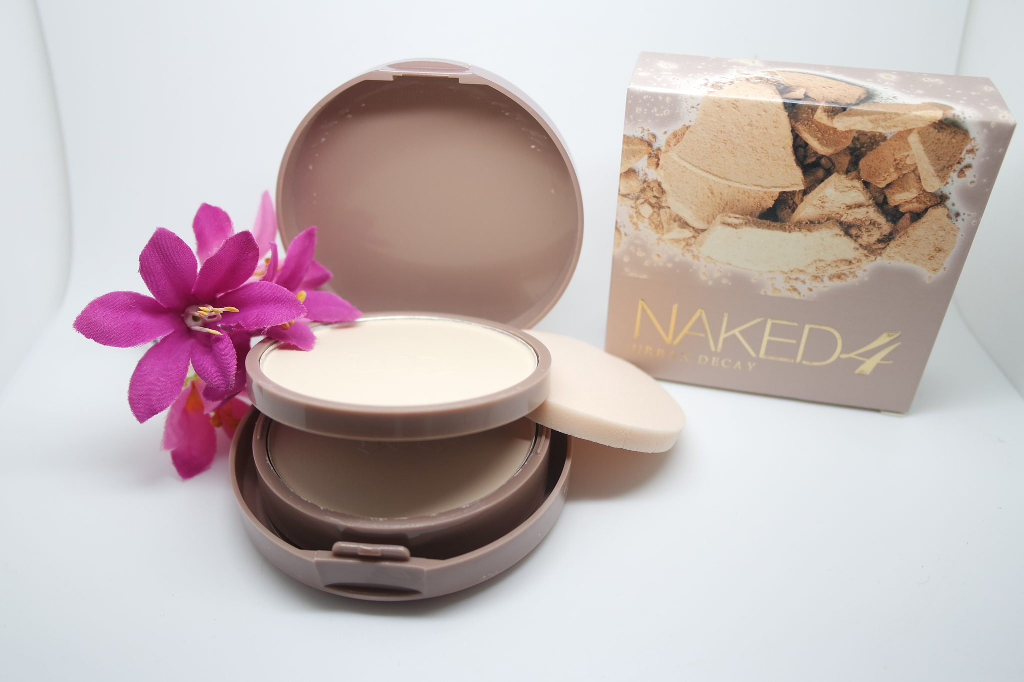 Jual Bedak Naked 2in1 Variasi 2 In 1 4your Chocolate Beauty Tokopedia
