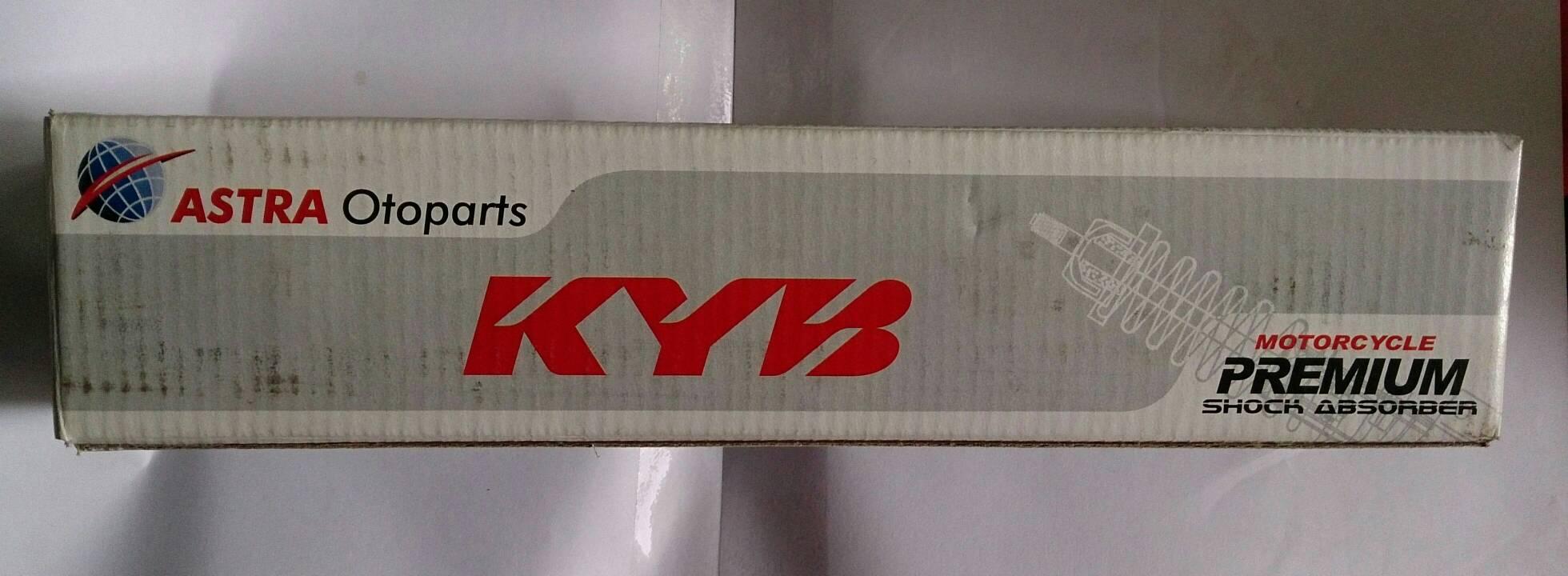 harga shock breaker belakang vespa super px ps sprint Kayaba Tokopedia.com