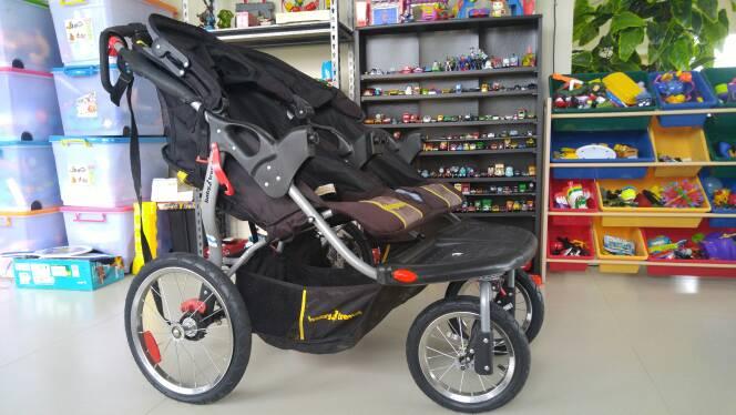 harga stroller babytrend navigator double kembar dual Tokopedia.com