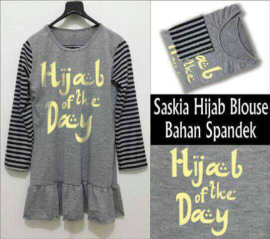 Saskia BLouse Hijab