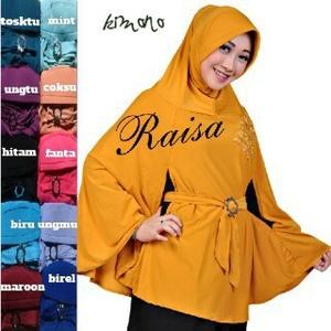 Hijab Kimono Raisa instant