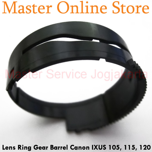 harga Replacement Part Lens Zoom Ring Barrel Canon IXUS 105, 115, 120 SD1300 Tokopedia.com