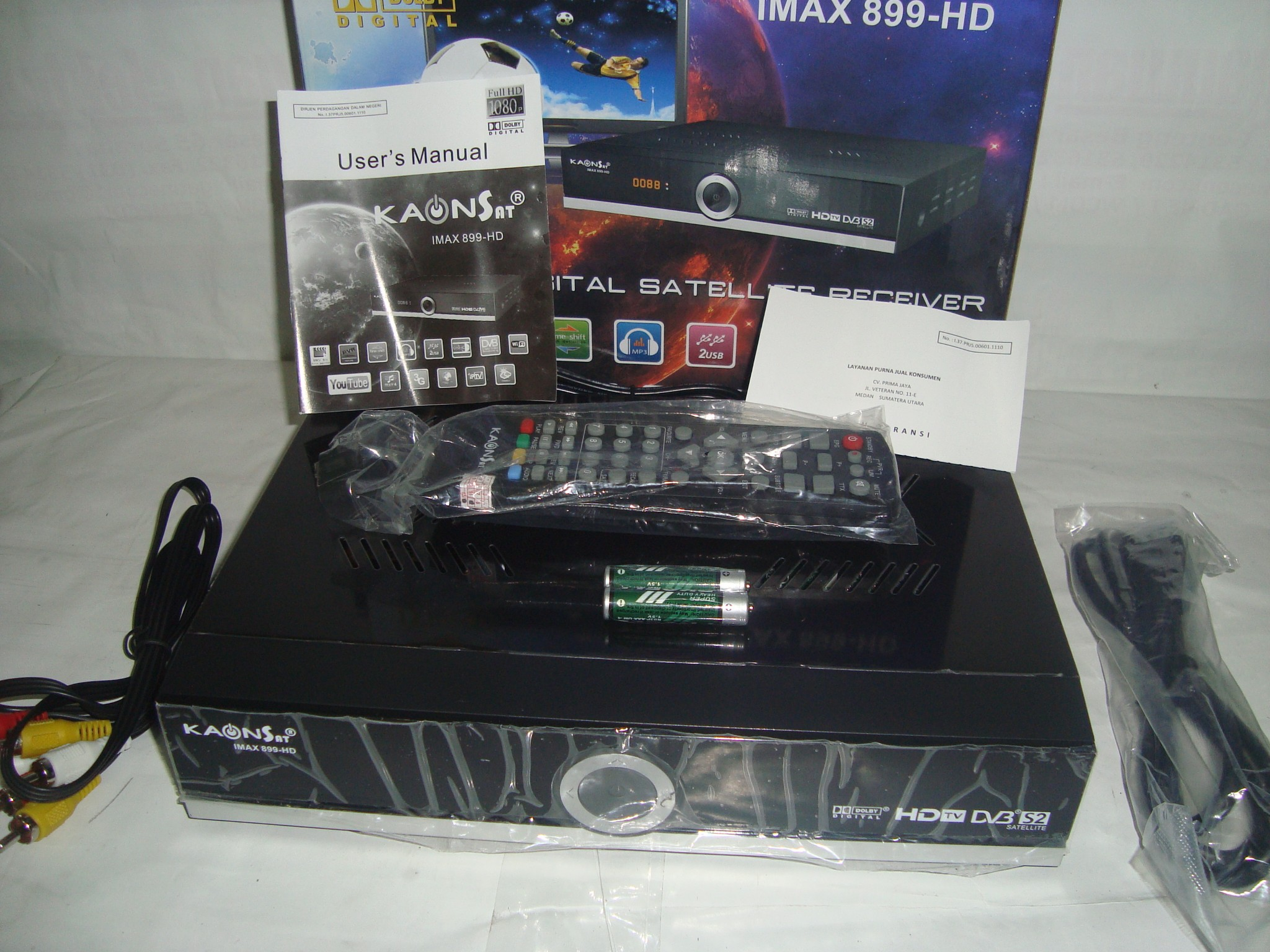 Kaonsat Imax 899 Hd