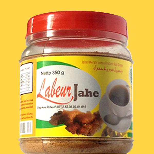 Labeur Jahe / Jahe Merah Instan Instant/Bubuk/Toples/Wedang/Serbuk