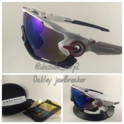 Kacamata Sport Pria Dan Wanita Sepeda 0akley Jawbreaker  Istimewa 180