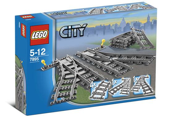 LEGO 7895 - City - Switching Tracks
