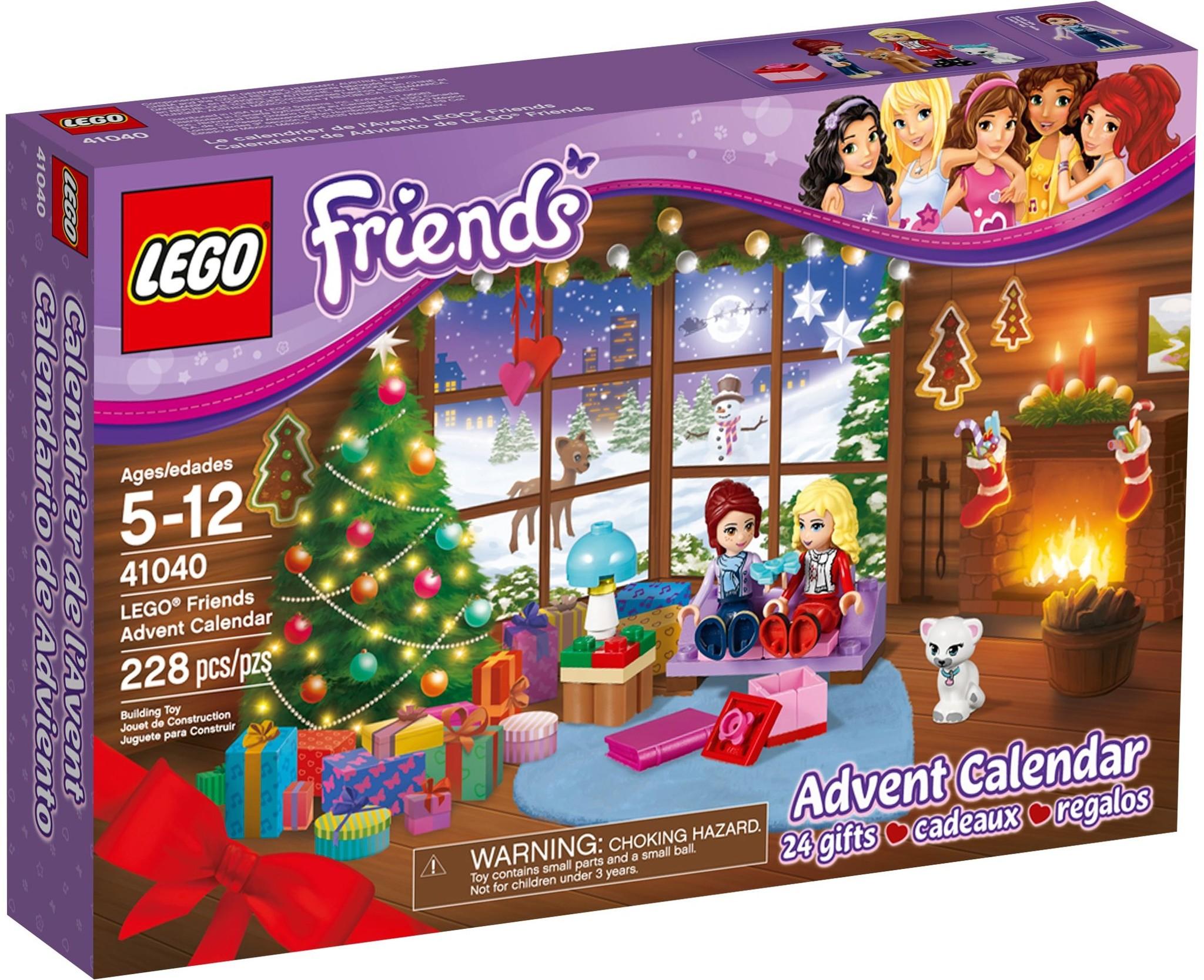 LEGO 41040 - Friends - Friends Advent Calendar 2014