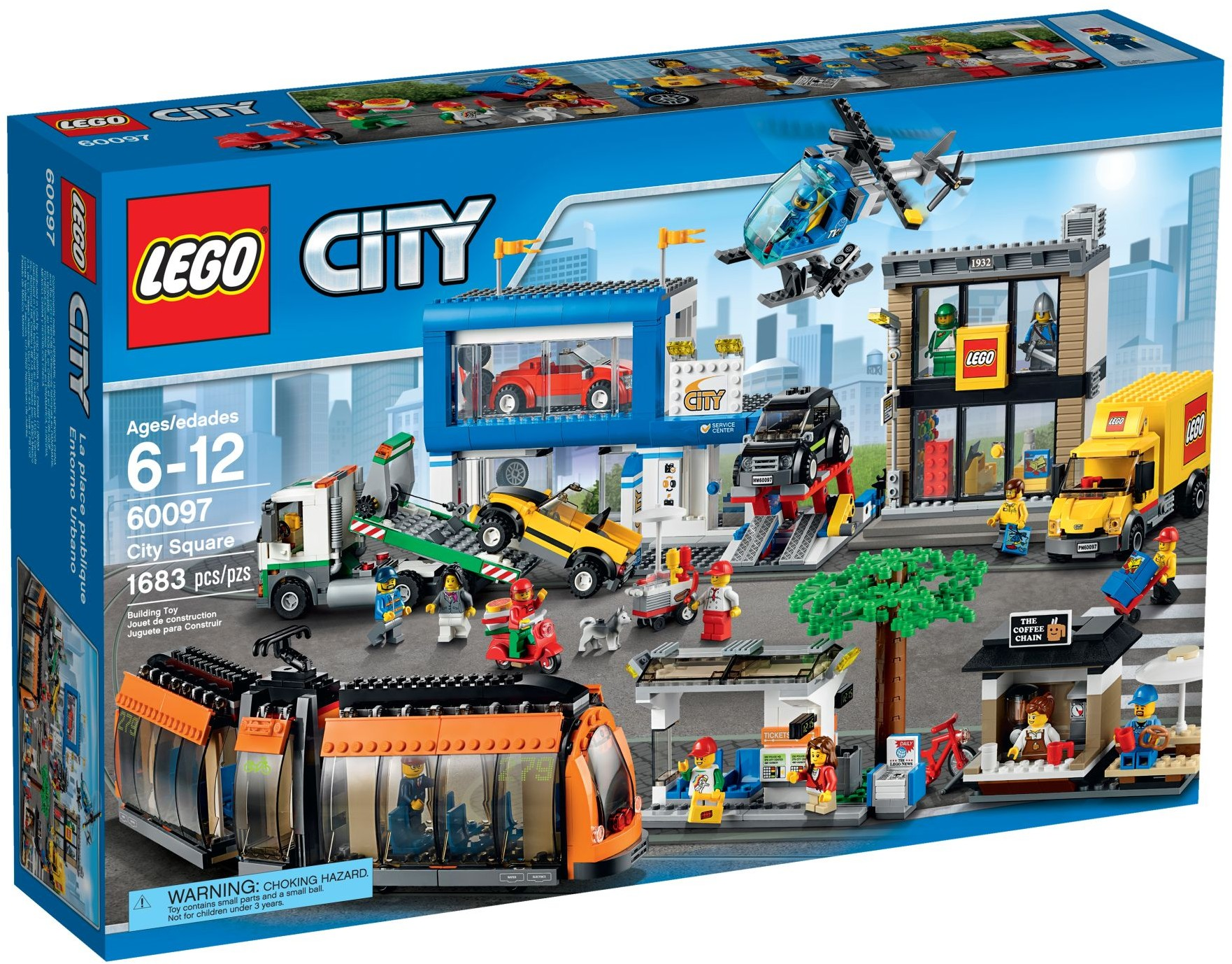 LEGO 60097 - City - City Square