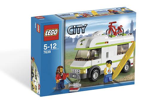 LEGO 7639 - City - Camper