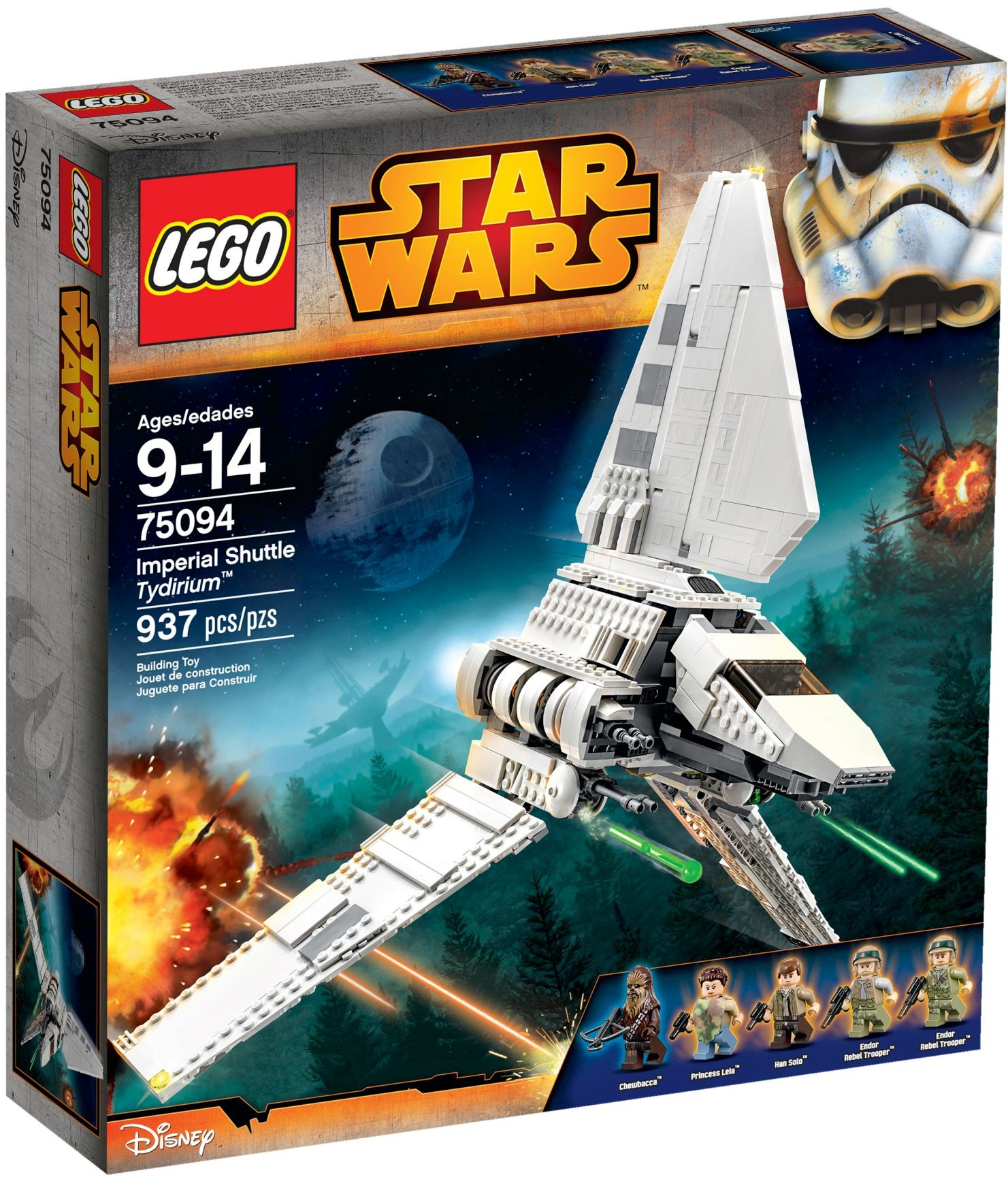 LEGO 75094 - Star Wars - Imperial Shuttle Tydirium