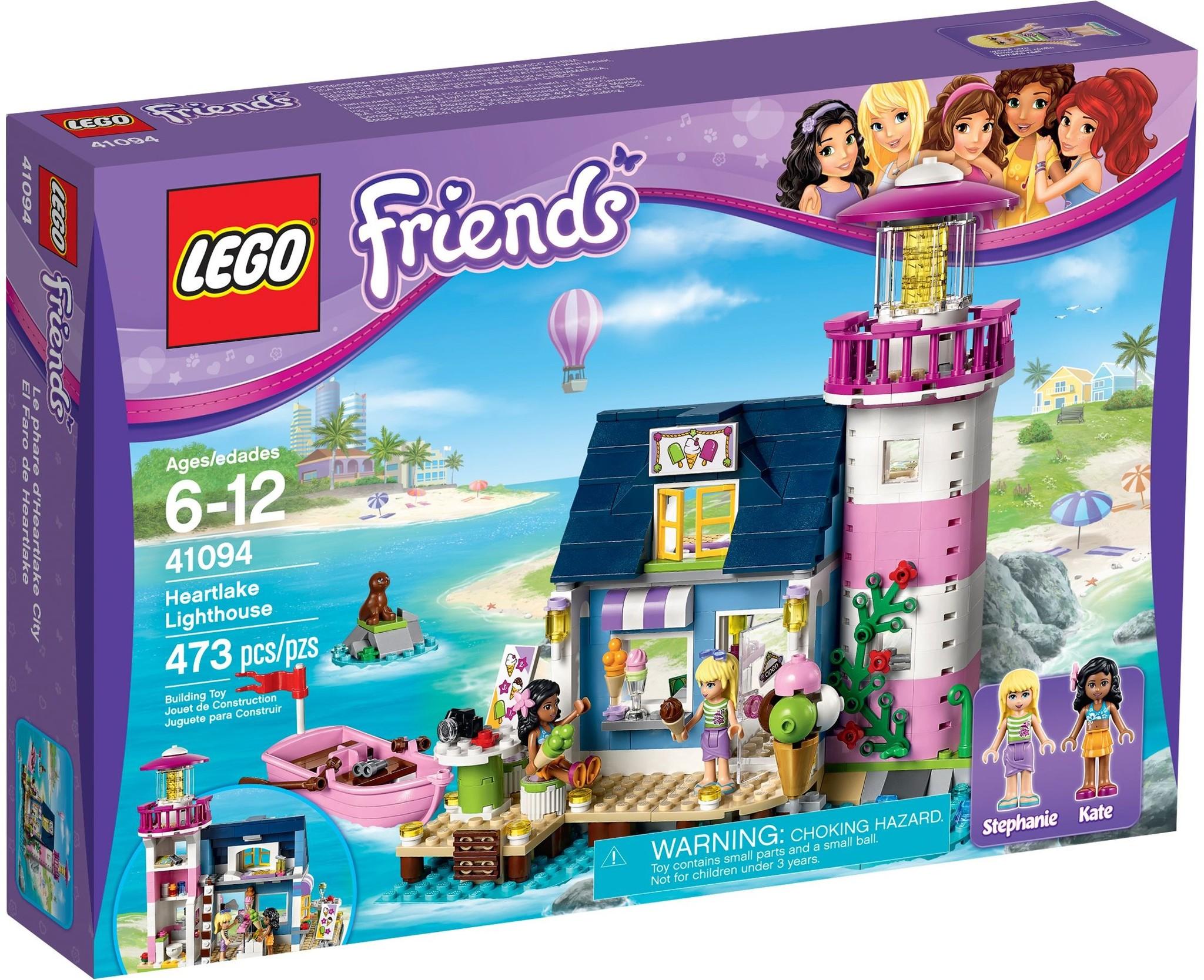 LEGO 41094 - Friends - Heartlake Lighthouse