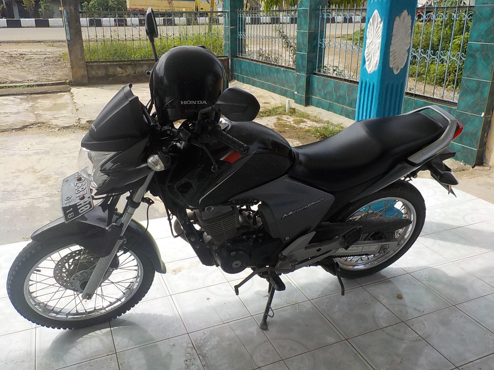 Honda Mega Pro 2011