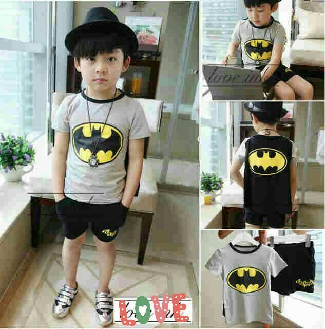 75742_5b03ee8a 8e59 4180 b2c6 4dd02893b866 jual setelan anak baju anak branded batman dengan jubah fiona,Baju Anak Anak Batman