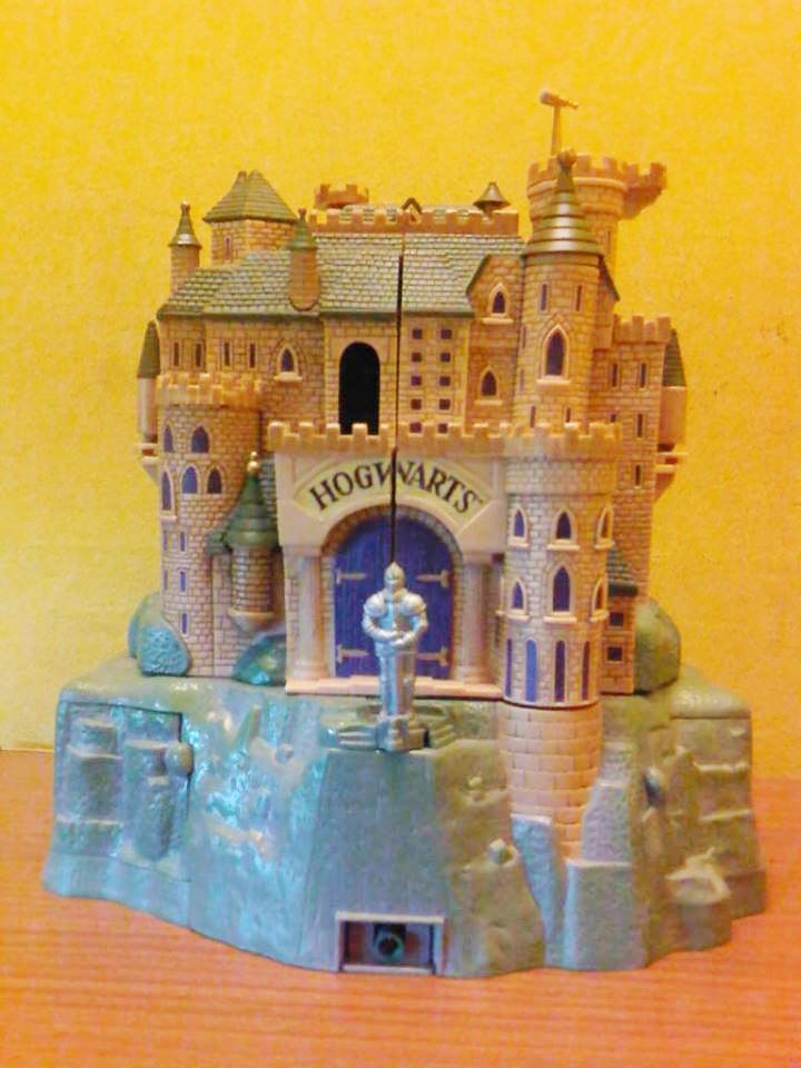 harga Harry Potter Polly Pocket Hogwarts School Castle Tokopedia.com