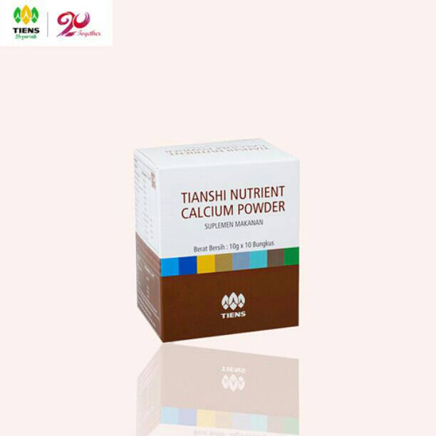 harga Tianshi Nutrient Calsium Powder Tokopedia.com