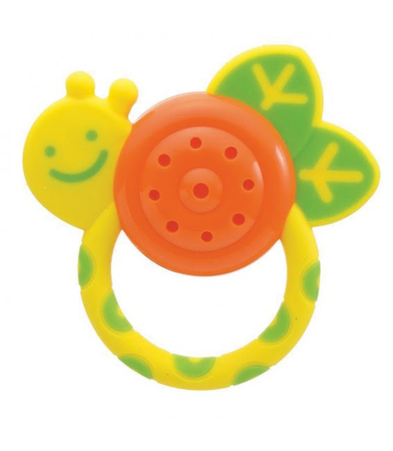 harga Richell teether snail Tokopedia.com
