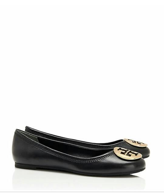 JUAL SEPATU Tory Burch Ballet Flat Shoes (Buyer: JC)