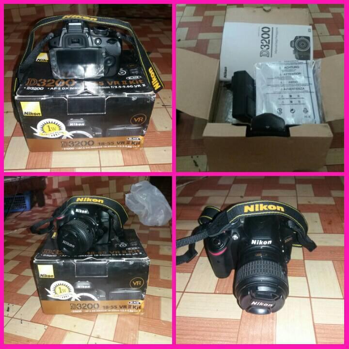 harga camera nikon d3200 Tokopedia.com