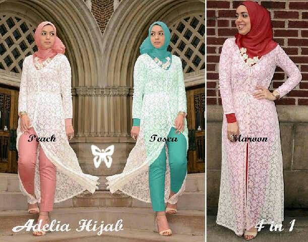 adelia hijab 4 in 1