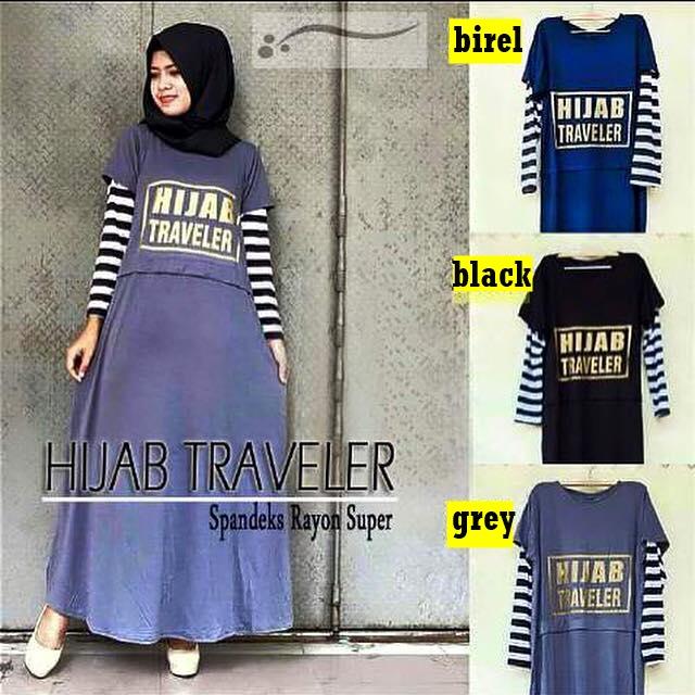 Hijab Traveler