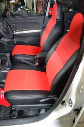 Sarung Jok Mobil 2 Baris seperti Brio, Agya, Jazz, Yaris, Mazda2 dll