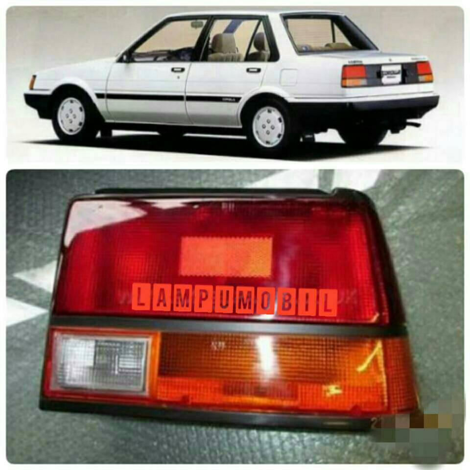 Lampu Belakang Toyota Corolla GL AE80 1984-1987