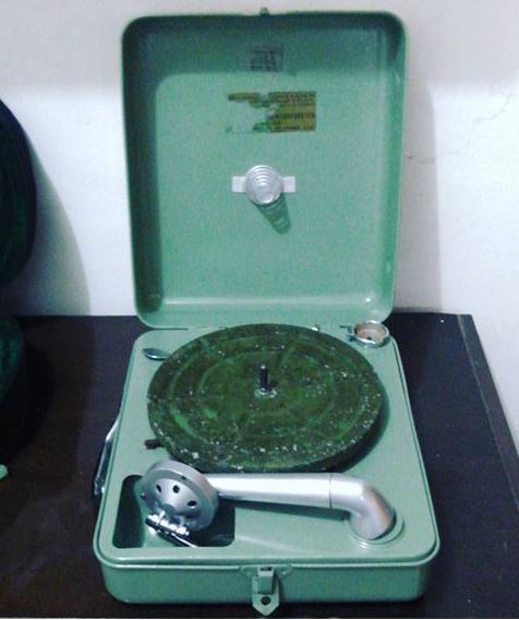 Gramophone Mini