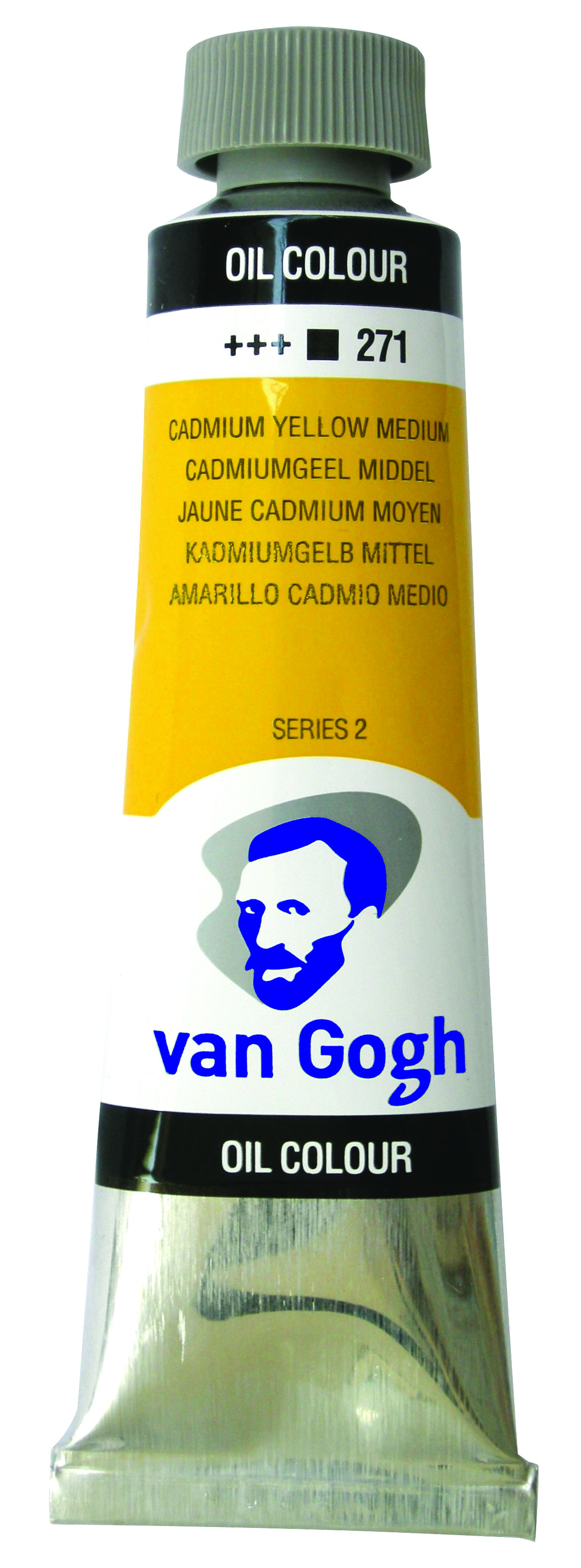 VAN GOGH OIL COLOUR TUBE 40 ML SERI 2