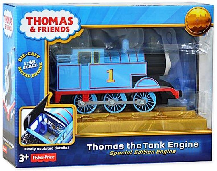harga Fisher Price - Thomas & Friends Thomas the Tank Engine Special Edition Tokopedia.com
