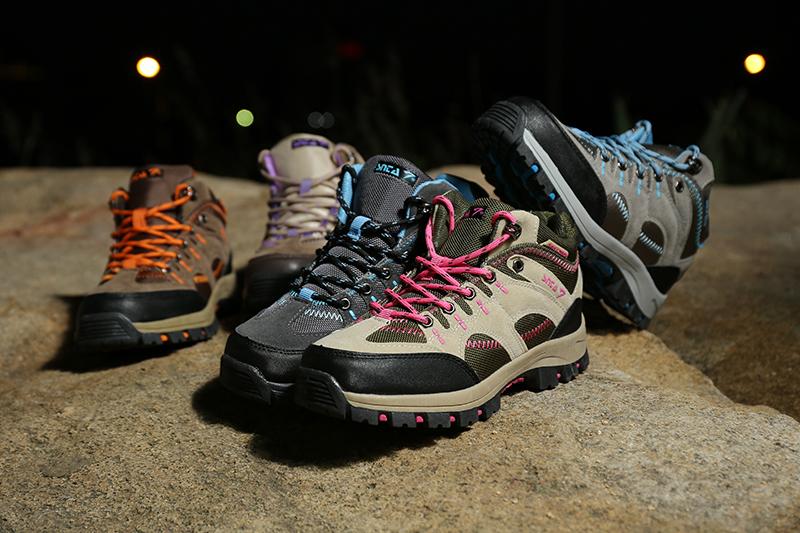 Jual Sepatu Gunung Hiking Boot Outdoor SNTA 603 Women