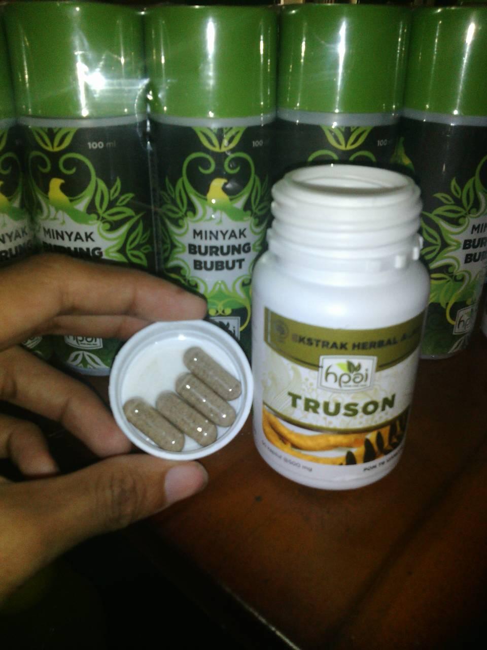 Jual Truson Hpai Ekstrak Herbal Alam Jasmine Tokopedia Obat Kuat Alami