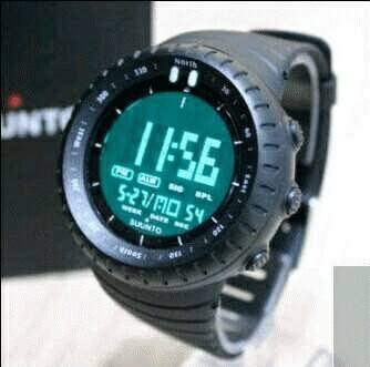 Jam tangan Suunto Core digital Full black