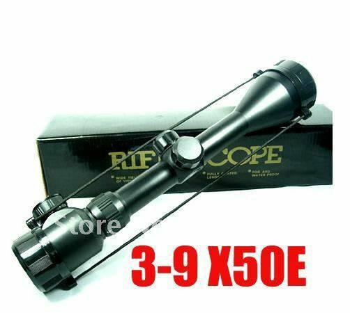 Telescope RIFLESCOPE 3-9 X503/ Teropong Senapan Angin